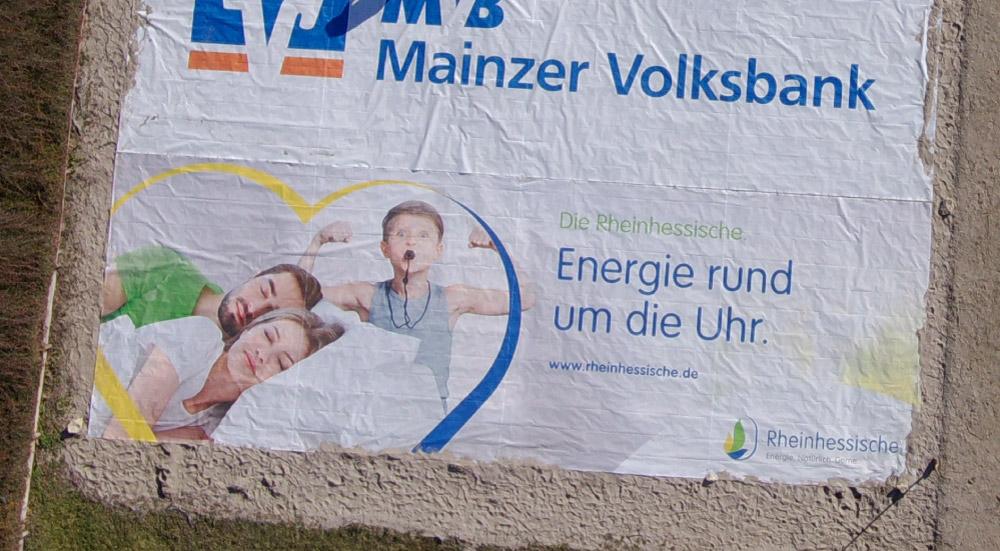 Großformatbanner Meshbanner Druck 16 X 22 M Für Beachvolleyball